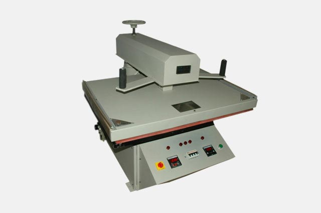 Double Trolley Fusing Machine