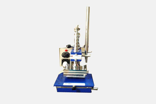 Textile Embossing Machine